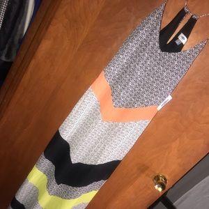 Long Summer dress size Large
